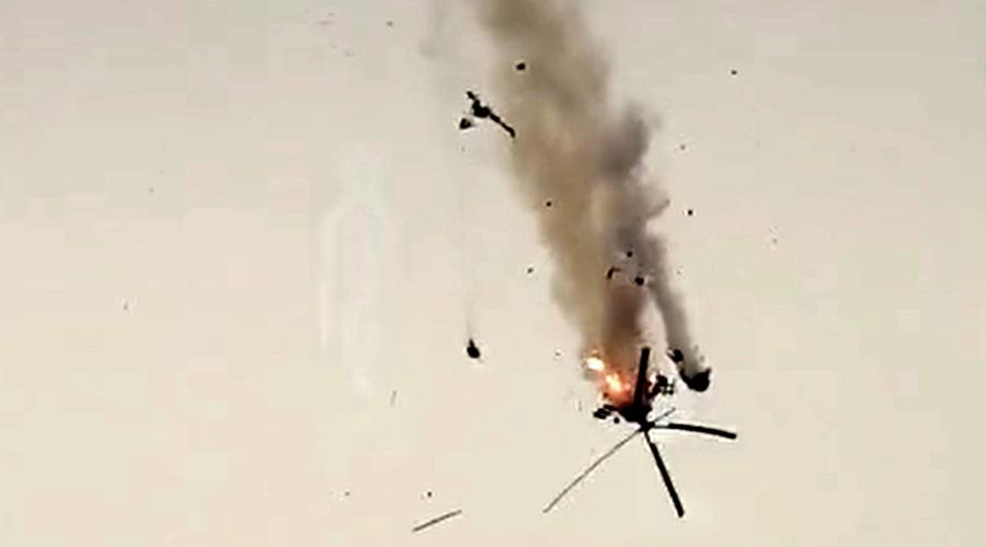 Derriban helicóptero en Siria, Damasco avanza en el noroeste | El Imparcial de Oaxaca