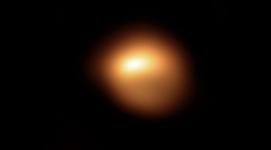 La estrella Betelgeuse pierde brillo y hace soñar a los astrónomos | El Imparcial de Oaxaca