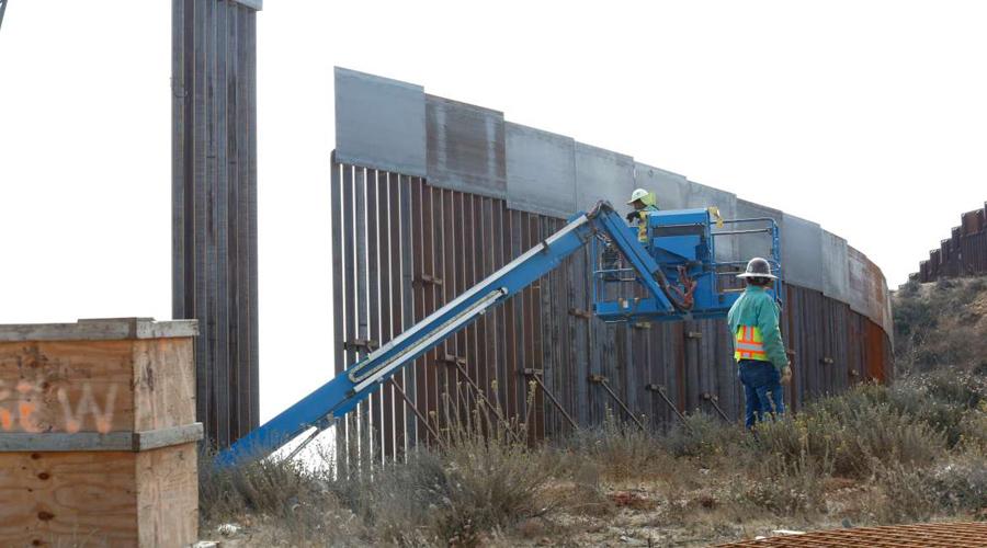 Reduce Trump recursos para el muro fronterizo | El Imparcial de Oaxaca