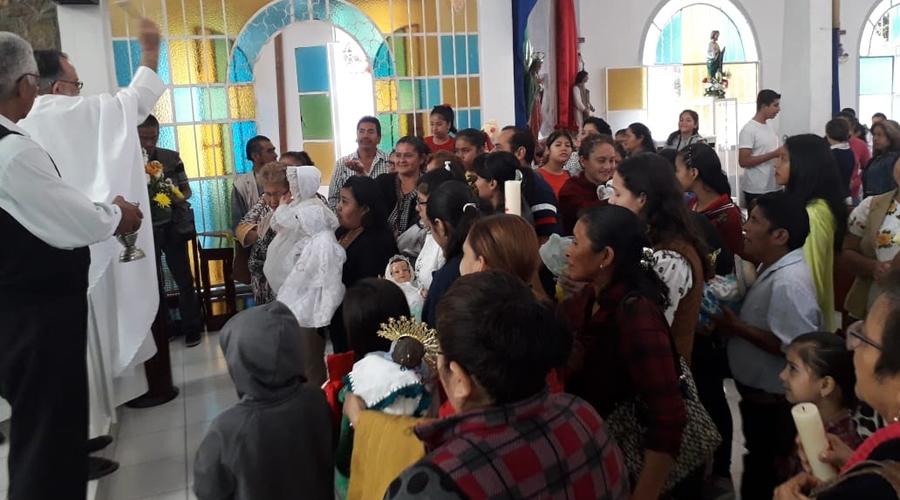 Festejan a la Virgen de la Candelaria   El Imparcial de Oaxaca