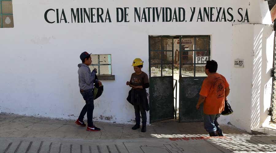 Duplican territorio concesionado a mineras | El Imparcial de Oaxaca