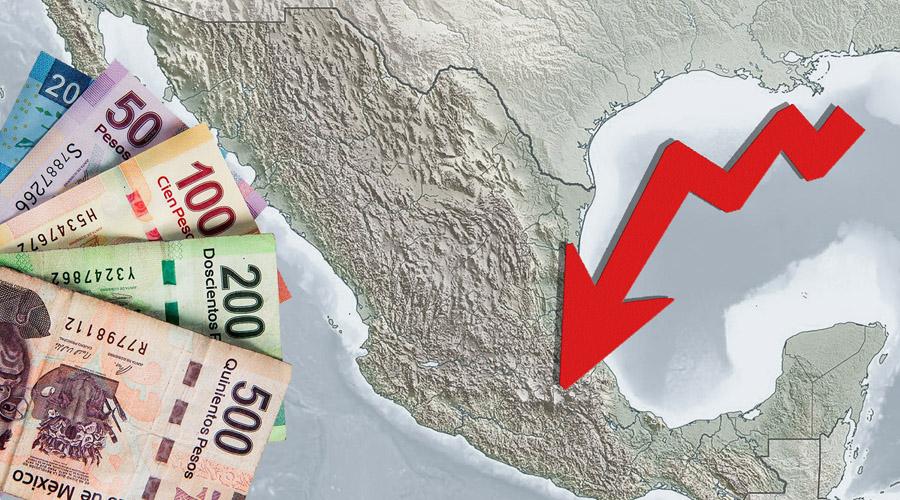 Imperceptible contracción de 0.1 % tuvo economía mexicana en 2019 | El Imparcial de Oaxaca