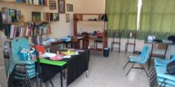 Suspenden clases tras robo en escuela de Juchitán