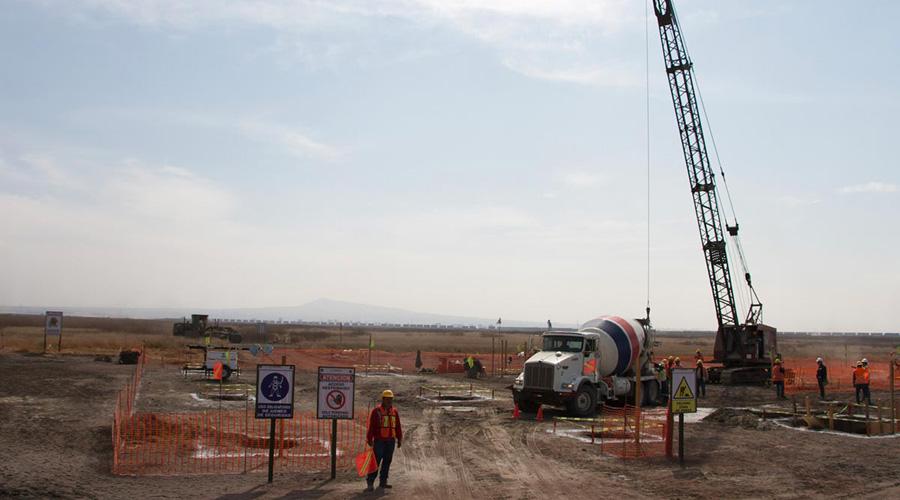 A más del doble, Sedena sube el precio del muro del nuevo aeropuerto | El Imparcial de Oaxaca