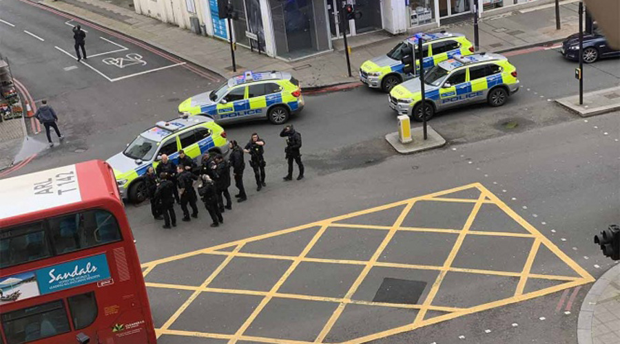 Policía británica abate a presunto terrorista   El Imparcial de Oaxaca
