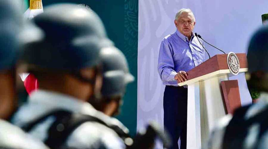 Pide AMLO respetar derechos humanos de delincuentes | El Imparcial de Oaxaca