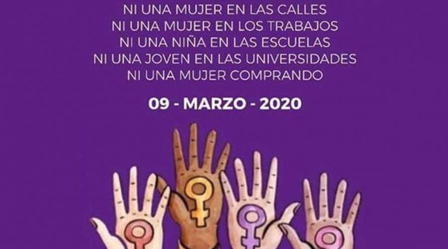 #UnDíaSinMujeres, activistas llaman a un paro nacional   El Imparcial de Oaxaca