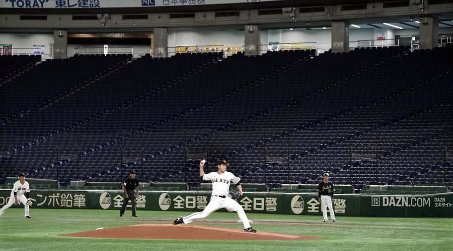Sin público eventos deportivos en Japón por coronavirus   El Imparcial de Oaxaca