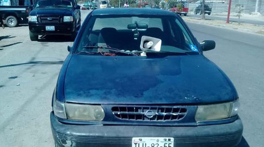 Agencia Estatal de Inestigaciones recupera autos robados en Oaxaca | El Imparcial de Oaxaca