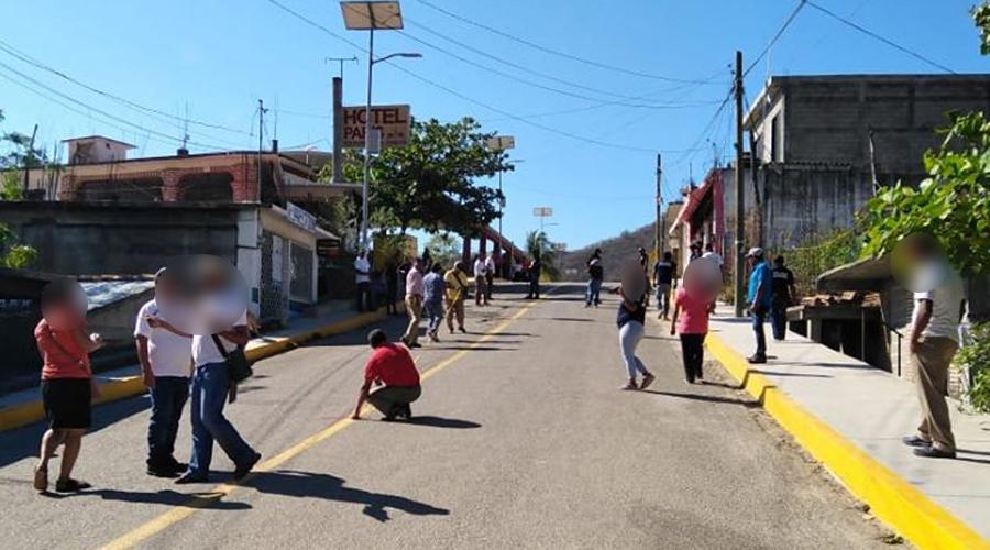 Enfrentamiento deja lesionados en Astata, Oaxaca | El Imparcial de Oaxaca