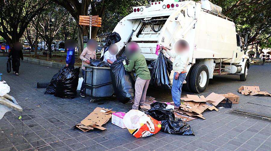 En Oaxaca, pocos municipios toman medidas para el reciclaje de basura | El Imparcial de Oaxaca