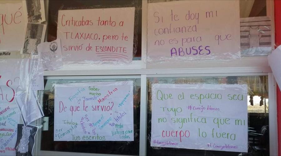 Alumnos del Cobao Tlaxiaco piden justicia por abuso a compañera   El Imparcial de Oaxaca