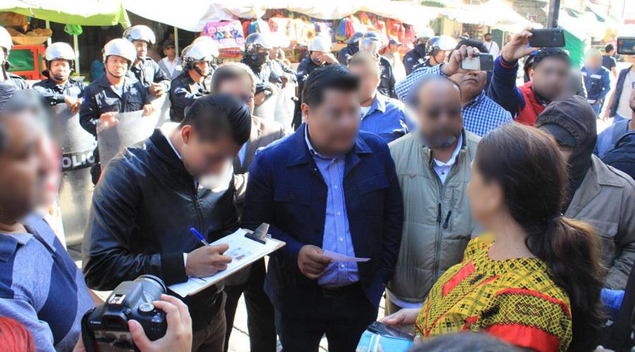 Descartan conflicto por ambulantes en el mercado 20 de Noviembre | El Imparcial de Oaxaca