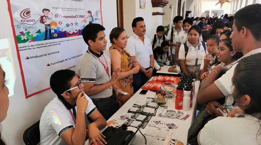 Inauguran Exporienta Educativa 2020 en Pochutla | El Imparcial de Oaxaca
