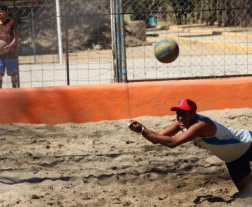 Ya hay clasificados para voleibol de playa en Oaxaca