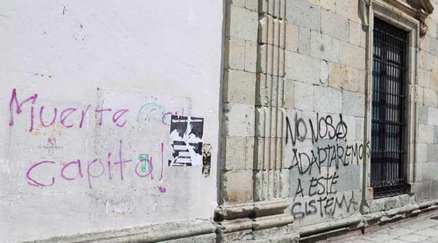 Congreso buscará sancionar daño al patrimonio cultural oaxaqueño | El Imparcial de Oaxaca