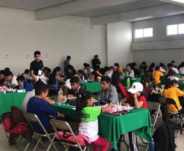 En Oaxaca se llevó a cabo la Etapa estatal de Ajedrez