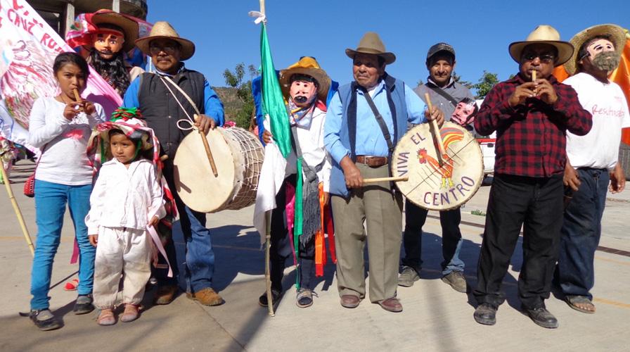 Buscan inculcar el carnaval en infantes de Ixcatlán   El Imparcial de Oaxaca