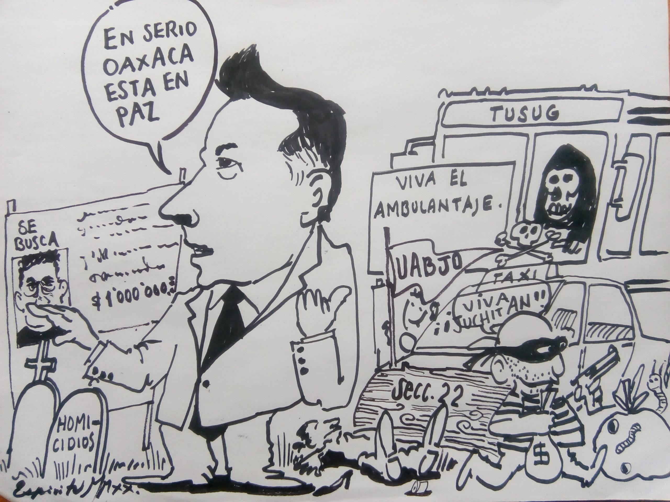 Espíritu 27 de febrero | El Imparcial de Oaxaca