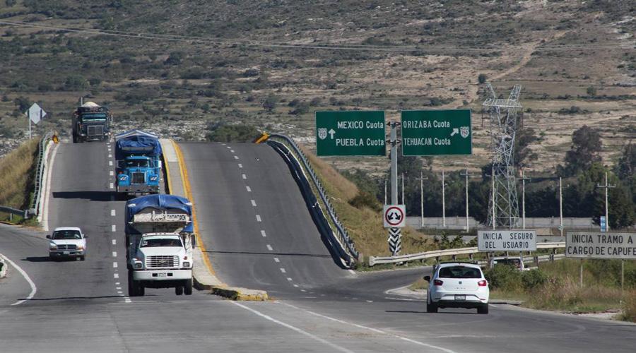 Suben tarifas de autopistas administradas por CAPUFE | El Imparcial de Oaxaca