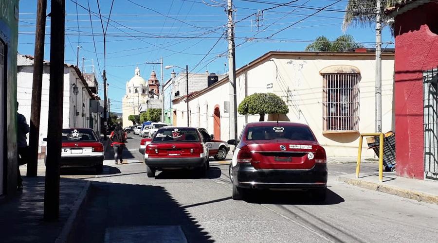División de organización transportista provoca caos en Huajuapan | El Imparcial de Oaxaca