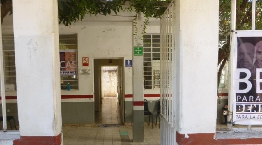 Un elefante blanco, oficinas del Programa de Becas en Cuicatlán | El Imparcial de Oaxaca