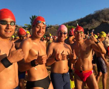 Atleta Oaxaqueño gana Gran RettoHuatulco 2020