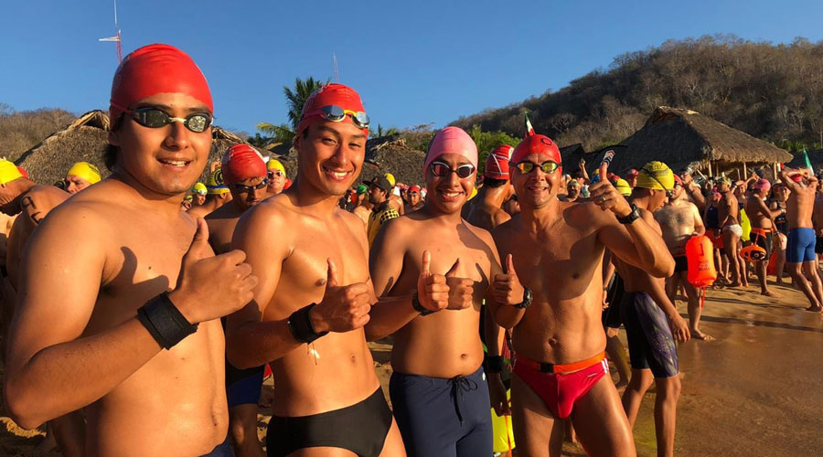 Atleta Oaxaqueño gana Gran RettoHuatulco 2020   El Imparcial de Oaxaca