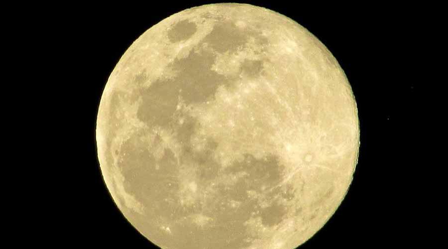 Visible este fin de semana la primer Superluna del 2020   El Imparcial de Oaxaca