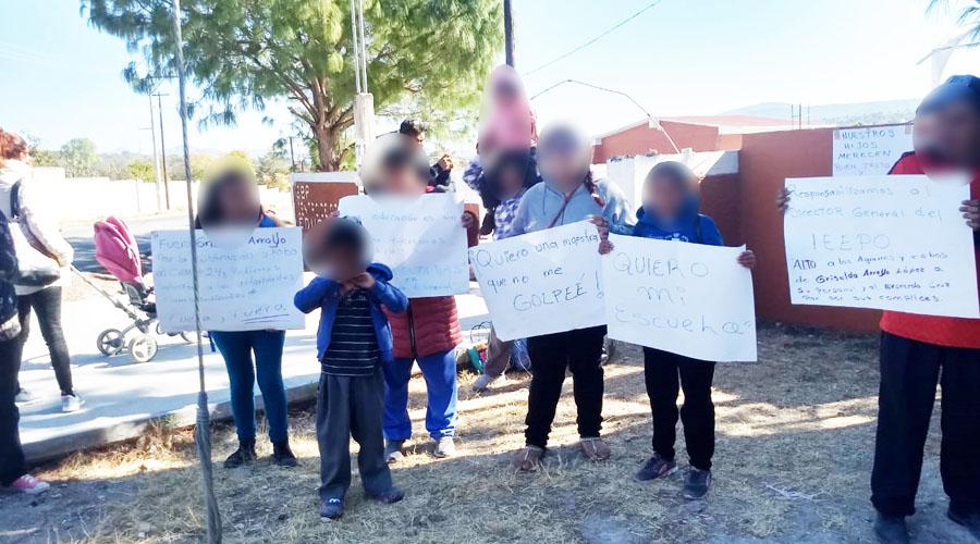 Denuncian maltrato en el  CAM 24 de Tamazulápam, Oaxaca | El Imparcial de Oaxaca