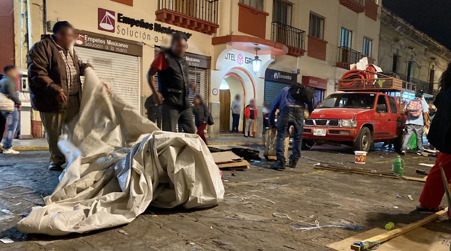 Reubican a desplazados de Parajes Unidos de Xoxo | El Imparcial de Oaxaca