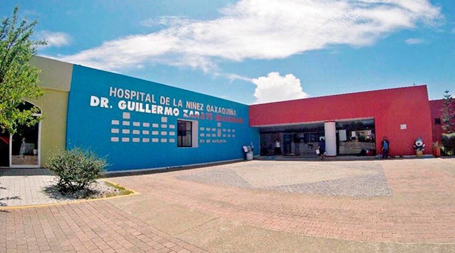 Buscan evitar nuevo desabasto en el Hospital de la Niñez Oaxaqueña   El Imparcial de Oaxaca