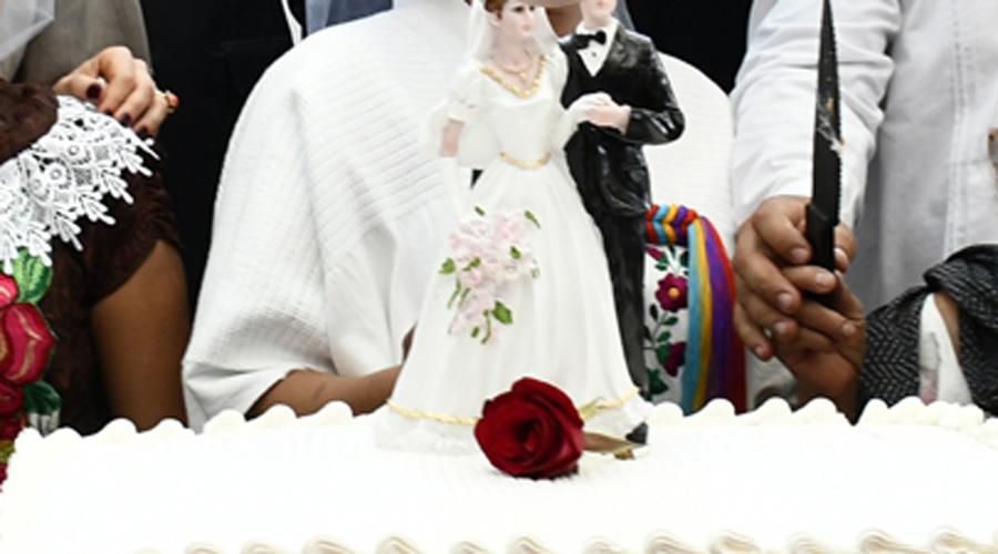 Se casan después de 57 años de unión en bodas colectivas en Oaxaca | El Imparcial de Oaxaca