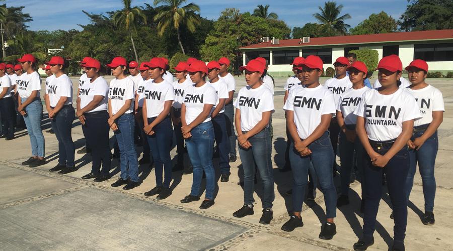 Jóvenes inician servicio militar en Pinotepa Nacional | El Imparcial de Oaxaca