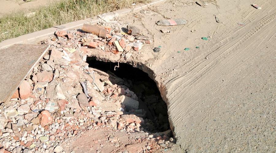 Por obras, extienden cierre de la avenida Riberas del Atoyac, en Oaxaca | El Imparcial de Oaxaca