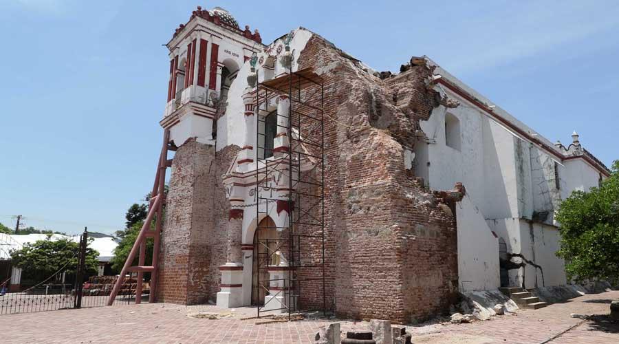 Piden evitar mayor deterioro en los inmuebles del patrimonio cultural de Oaxaca | El Imparcial de Oaxaca