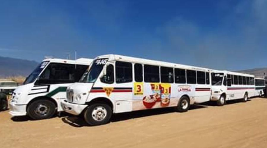 En Oaxaca, aseguran 4 autobuses por irregularidades | El Imparcial de Oaxaca