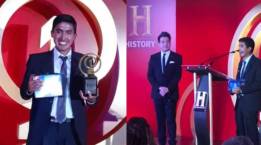 Joven gana premio de TV por inventar galleta contra la anemia | El Imparcial de Oaxaca