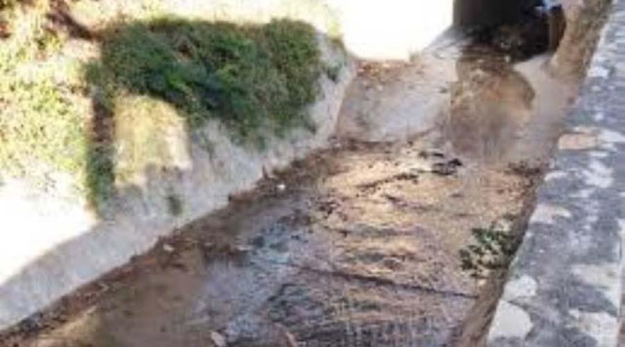 A punto de colapsar drenaje en Huajuapan | El Imparcial de Oaxaca