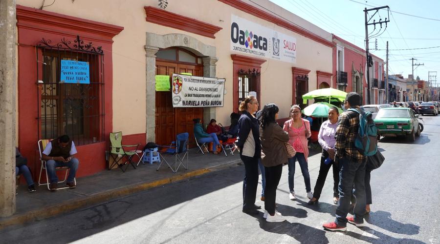Paro de 14 clínicas en Oaxaca, afectó a pacientes | El Imparcial de Oaxaca