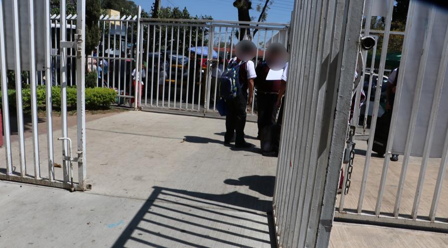 Crece delincuencia en zona escolar de Oaxaca   El Imparcial de Oaxaca