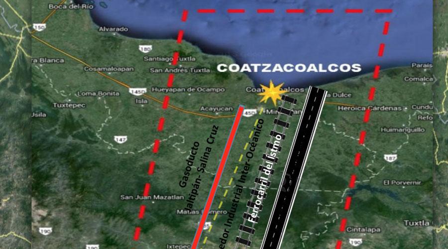Presentan plan maestro del Corredor Interoceánico