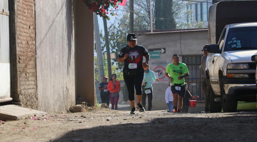 A correr, preparan la Atlética San  Pablo 2020 en Zaachila | El Imparcial de Oaxaca