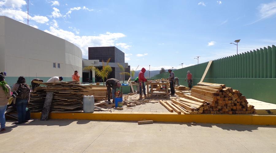 Pobladores rechazan traslado del IMSS de Tlaxiaco | El Imparcial de Oaxaca