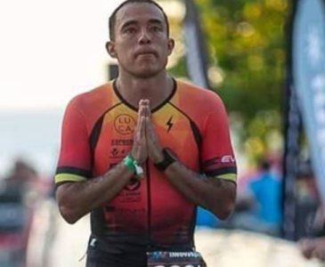 Atleta oaxaqueño se ubicó en la primera posición de la categoría 30-34 años