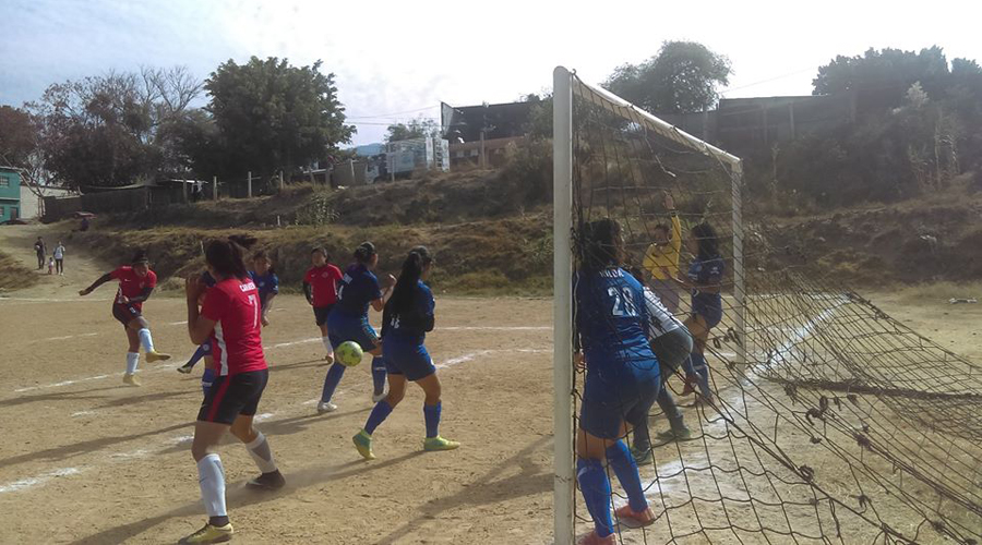 Busca Supergoals bicampeonato en torneo de Futbol 7 de San Agustín de las Juntas | El Imparcial de Oaxaca