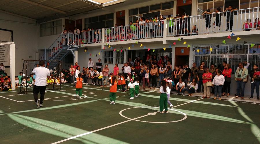 Instituto en Oaxaca inicia Torneo de Futbol Intramuros de la Amistad 2020