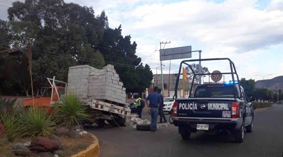 Daños deja falla mecánica en Huajuapan | El Imparcial de Oaxaca