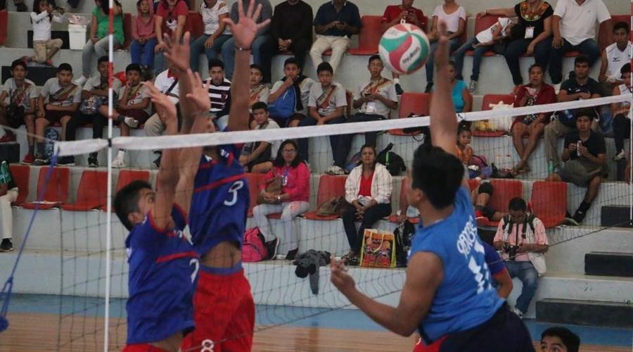 Boxeo y voleibol oaxaqueños, rumbo a los Juegos Conade