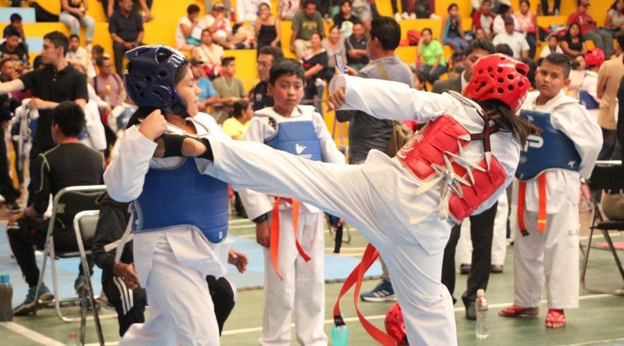 Van 70 oaxaqueños al Taekwondo en su regional | El Imparcial de Oaxaca